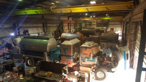 Shop view - Energy Fabrication