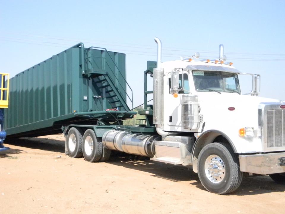 Winch Trucks – Energy Fabrication Odessa, TX