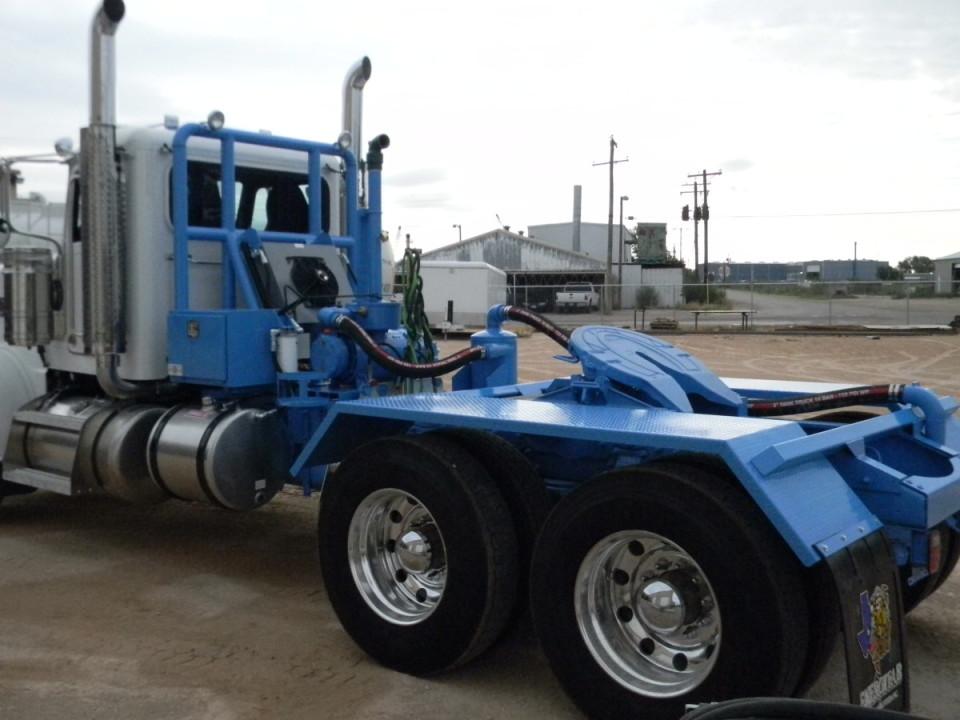 Vac Trucks – Energy Fabrication Odessa, TX