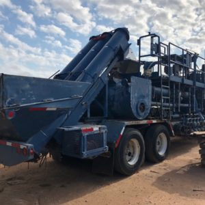 Hot Oil Units for service in Odessa, TX