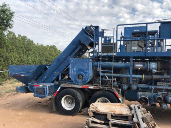 Energy Fabrication has pump trucks in Houston, TX